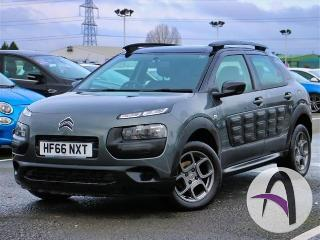 Citroen C4 Cactus 1.6 BlueHDi 100 Feel 5dr Hatchback 2016, 22356 miles, £7999
