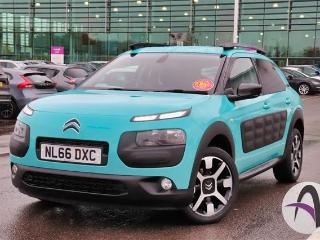 Citroen C4 Cactus 1.6 BlueHDi 100 Flair 5dr ETG6 Hatchback 2016, 15867 miles, £9599