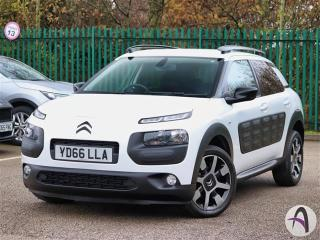 Citroen C4 Cactus 1.6 BlueHDi 100 Flair 5dr ETG6 Hatchback 2016, 28084 miles, £8999