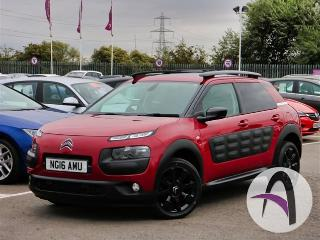 Citroen C4 Cactus 1.6 BlueHDi 100 Flair Edition 5d Hatchback 2016, 14554 miles, £9599