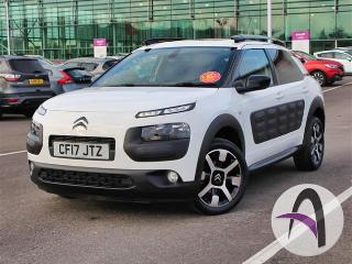 Citroen C4 Cactus 1.6 BlueHDi 100 Flair Edition Hatchback 2017, 13968 miles, £10499