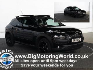 Citroen C4 Cactus BLUEHDI FLAIR Hatchback 2017, 15886 miles, £8300