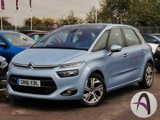 Citroen C4 Picasso 1.6 BlueHDi 120 Exclusive 5dr