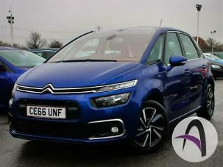 Citroen C4 Picasso 1.6 BlueHDi 120 Feel 5dr