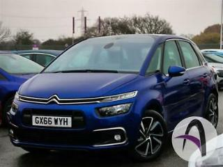 Citroen C4 Picasso 1.6 BlueHDi 120 Feel 5dr EAT6