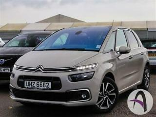 Citroen C4 Picasso 1.6 BlueHDi 120 Flair 5dr EAT6