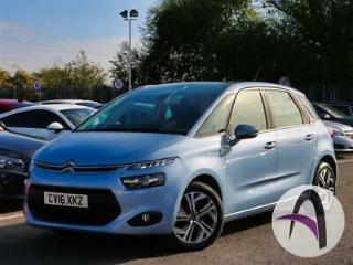 Citroen C4 Picasso 1.6 BlueHDi 120 Selection 5dr
