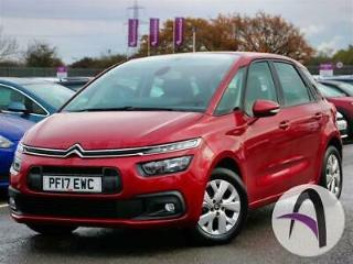 Citroen C4 Picasso 1.6 BlueHDi 120 Touch Edition 5
