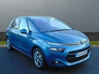 Citroen C4 Picasso 1.6 e HDi 115 Airdream Exclusive+ 5dr