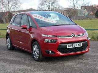 Citroen C4 Picasso 1.6BlueHDi 100ps s/s 2015.5MY VTR