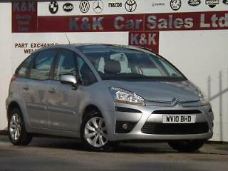 Citroen C4 Picasso 1.6HDi 110bhp EGS VTR+2 OWNERS FULL SERVICE HISTORY