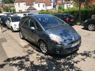 Citroen C4 Picasso 2.0i 16V VTR ex category