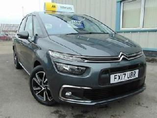 Citroen C4 Picasso Bluehdi Feel Ss Eat6 DIESEL AUTOMATIC 2017/17