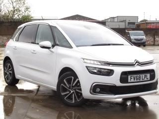 Citroen C4 SPACETOURER 1.2 PURETECH 130PS FEEL 5DR MPV MULTI PURPOSE VEHICLE, 2273 miles, £15821