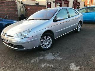 Citroen C5 2.0HDi 16v AUTOMATIC 6 Speed Exclusive