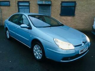 Citroen C5 2.2HDi 16v 170 auto Exclusive, 2007/07, Only 73K, SH