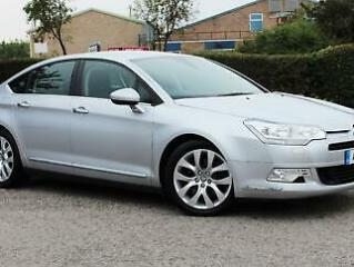Citroen C5 2.7HDi V6 Automatic Exclusive 4dr Saloon Diesel 2008 08