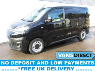 Citroen Dispatch 2017, 27341 miles, £11475