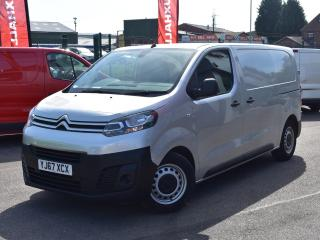 Citroen Dispatch, 27282 miles, £11995