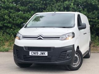Citroen Dispatch, 5655 miles, £13995