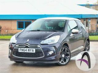 Citroen DS3 1.6 BlueHDi DSport + 3dr