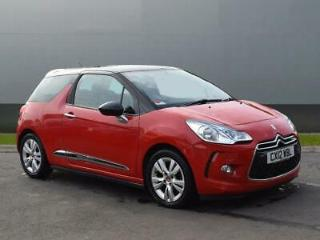 Citroen DS3 1.6 e HDi Airdream DStyle 3dr