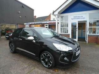 Citroen DS3 1.6 THP 155bhp DSport Plus