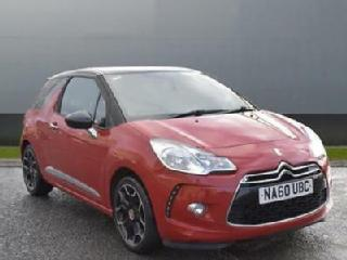 Citroen DS3 1.6 THP 16V DSport 3dr