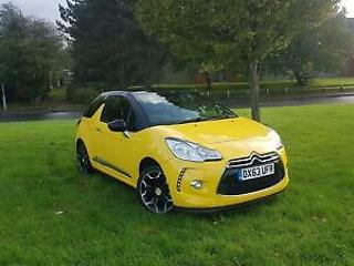 Citroen DS3 1.6 VTI 120bhp DStyle Plus LOW MILEAGE *3 MONTHS WARRANTY