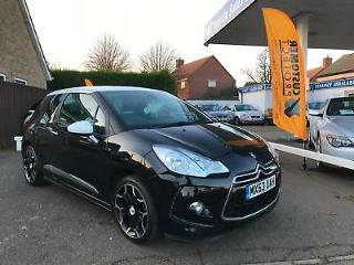 Citroen DS3 1.6 VTi 16V DStyle Plus 3dr