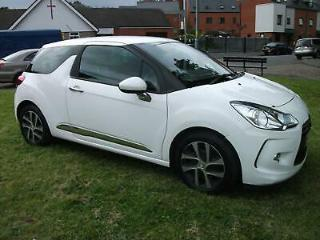Citroen DS3 1.6e HDi 90bhp Airdream DStyle