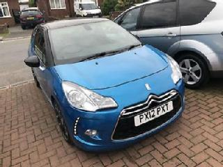 Citroen DS3 1.6e HDi 90bhp Airdream DStyle Plus 12/12