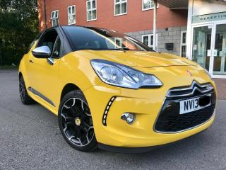 Citroen DS3 2013 DSportPlus Low Mileage