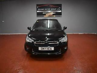 Citroen DS4 1.6e HDi 115bhp Airdream 2013MY DStyle