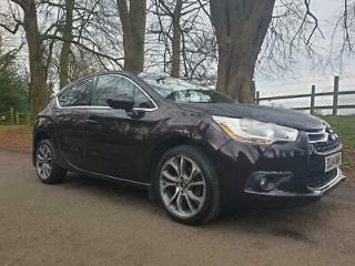 Citroen DS4 1.6e HDi Airdream 2014 DStyle + £30 Tax + Fab Value For Money