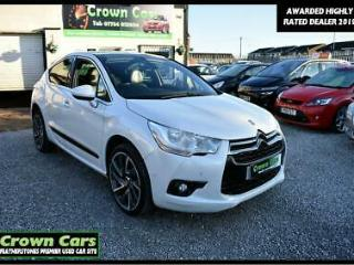Citroen DS4 2.0HDi 160bhp DSport