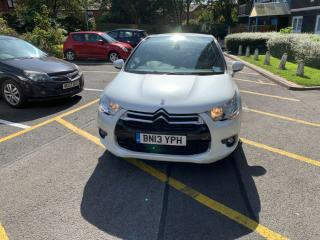 Citroen ds4 Dstyle 1.6 hdi white