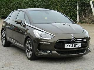 Citroen DS5 2.0HDi DStyle*SAT NAV*PAN ROOF*REVERSE CAMERA*LEATHER*B.TOOTH