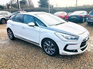 Citroen DS5 HDi Dstyle 5dr DIESEL AUTOMATIC 2012/12