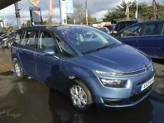 Citroen Grand C4 Picasso 1.2 PureTech 2015 130ps s/s VTR 7 Seater ONE OWNER
