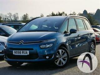Citroen Grand C4 Picasso 1.6 BlueHDi 120 Exclusiv