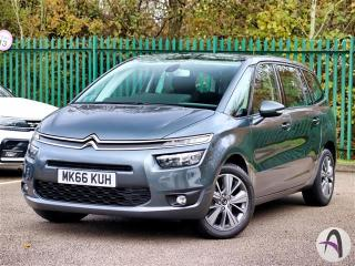 Citroen Grand C4 Picasso 1.6 BlueHDi 120 Selection MPV 2016, 15113 miles, £11599