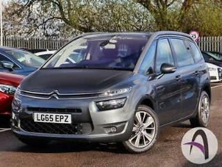 Citroen Grand C4 Picasso 1.6 BlueHDi Exclusive 5dr