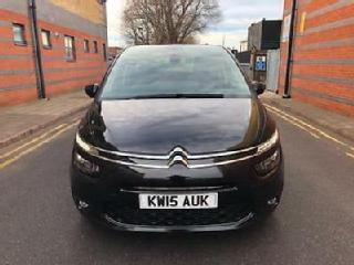 Citroen Grand C4 Picasso 1.6e HDi Selection 5dr Black 7 Seats Part Ex Welcome