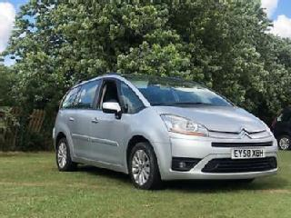 Citroen Grand C4 Picasso 1.6HDi 16v EGS VTR+ AUTOMATIC 7 SEATER FINANCE ARRANGED