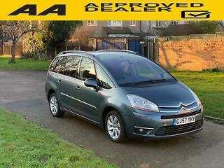 Citroen Grand C4 Picasso 2.0HDi 16v EGS Exclusive, New Clutch & Timing Belt