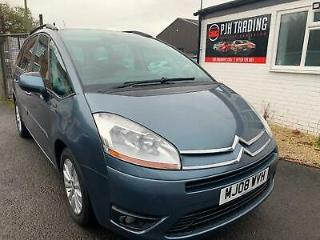 CITROEN GRANDE PICASSO 1.8 VTR+ 08 REG 7 SEATER WITH FULL SERVICE HISTORY