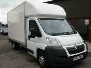 Citroen Relay 35 L3 HDI LUTON WITH TAIL LIFT DIESEL MANUAL 2013/13