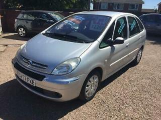Citroen Xsara Picasso 1.6i 16v 110hp Exclusive
