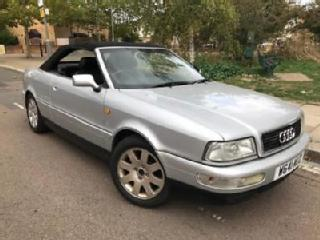 CLASSIC AUDI CABRIOLET FULL SERVICE HISTORY £1295